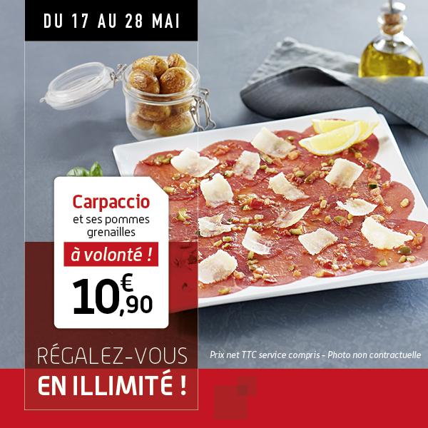Interstitiel Carpaccio 600 px x  600 px